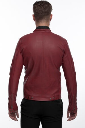 Men's Modern Cool and Stylish Leather Jacket