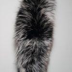 silver fur